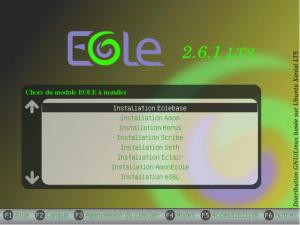 EOLE 2.6.1