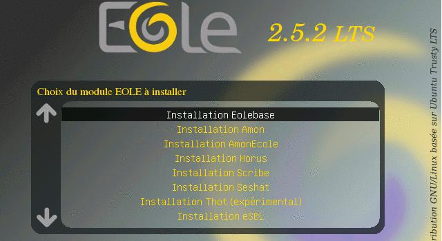 EOLE 2.5.2