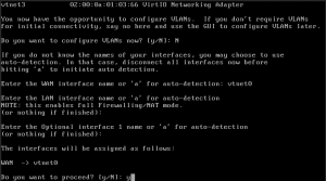 OPNsense confirm WAN interface
